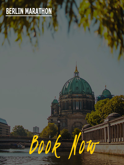 Μαραθώνιος Βερολίνου Berlin Marathon www.goldenmarathontours.gr Book Now